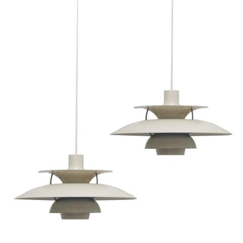 2 Louis Poulsen Lamps