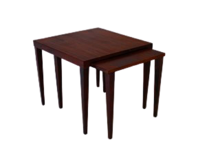 Rosewood Nesting Tables