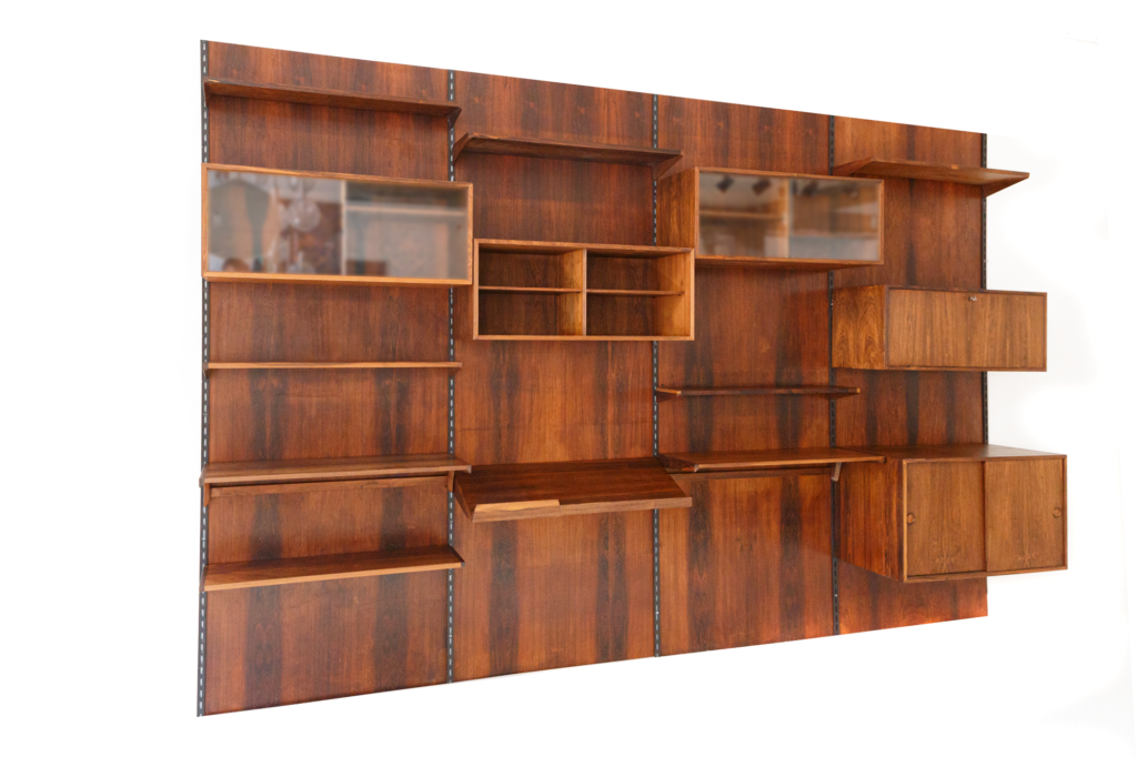 Wall unit by Kay Kristiansen