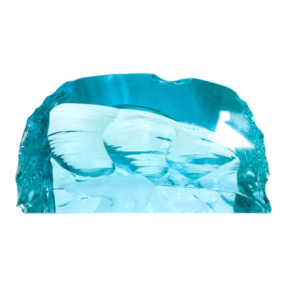 Glass sculpture Vicke Lindstrand